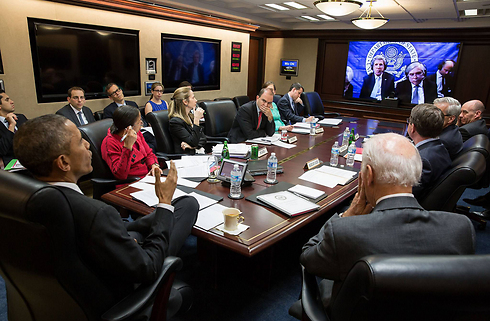 Obama is repeatedly conceding to Iranian demands in the nuclear negotiations in exchange for nothing in return (Photo: AFP / Pete Souza / The White House)