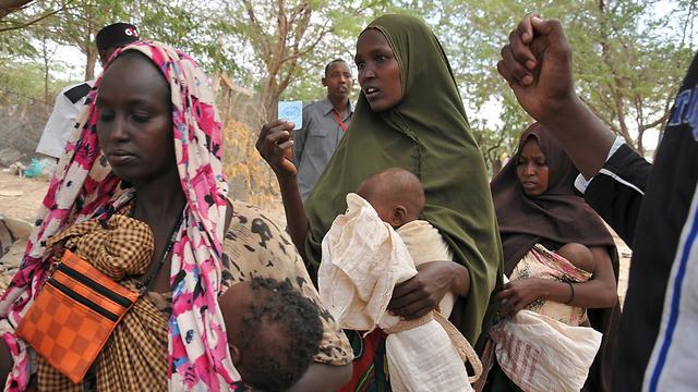 """המשימות """"המסורתיות"""" לא התאימו למאפיינים של סכסוכים תוך-מדינתיים. סומליה (צילום: shutterstock)"""