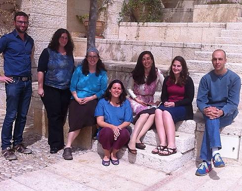 לא מפתיע לגלות שהגרעין הראשון של אורתודוכסיות הלומדות להיות פוסקות הלכה בישראל, איננו ישראלי ברובו (צילום: רוחמה וייס)
