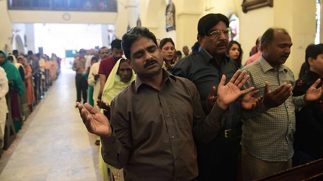 רוואלפינדי, פקיסטן (צילום: AFP)