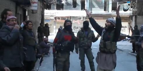 Islamic State in the Yarmouk camp
