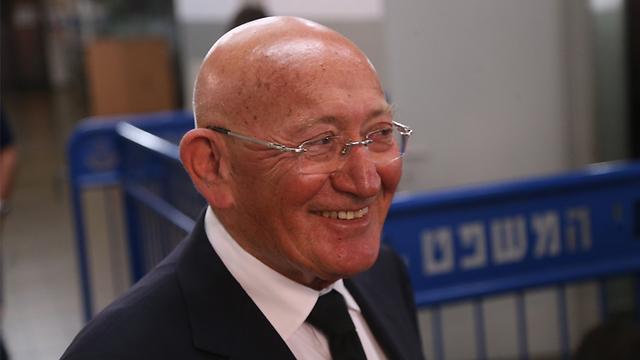 עורך הדין מוטי כץ (צילום: מוטי קמחי) (צילום: מוטי קמחי)