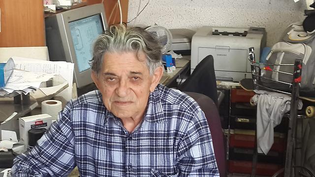 יקותיאל לייבוביץ' (צילום: גלעד מורג) (צילום: גלעד מורג)
