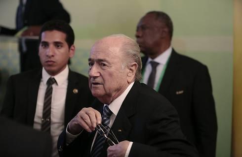 FIFA President Sepp Blatter (Photo: AP)