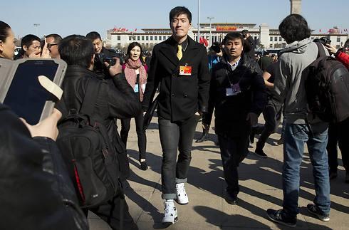 ליו זוכה להערצה בסין (צילום: AP) (צילום: AP)