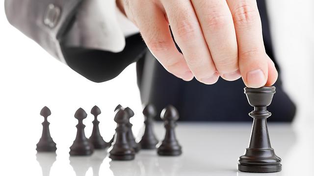 משחק שחמט לפיתוח האינטליגנציה (צילום: shutterstock) (צילום: shutterstock)