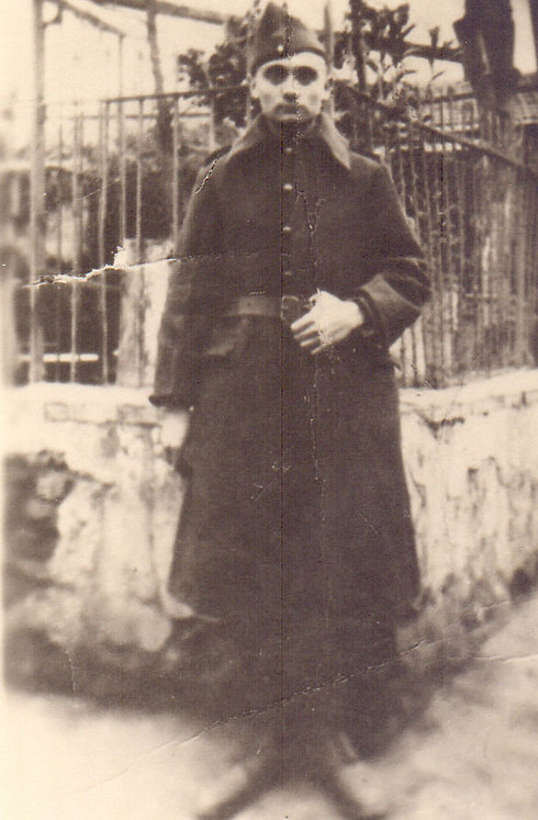 Solomoninio Peretz