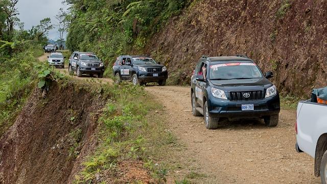 לנהוג בשטח בקוסטה ריקה (צילום: איה בן עזרי) (צילום: איה בן עזרי)