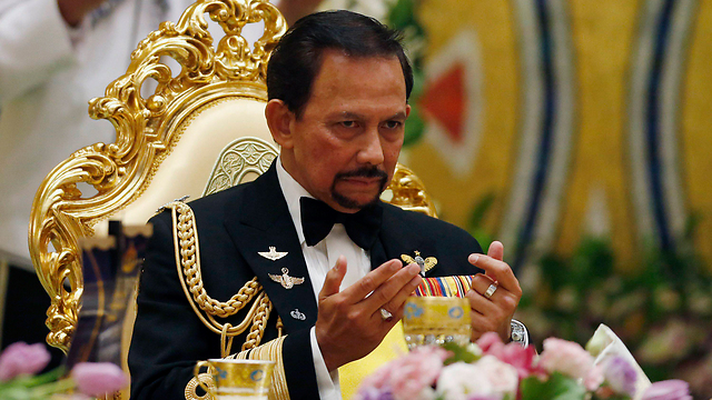 The Sultan of Brunei (Photo: Reuters)