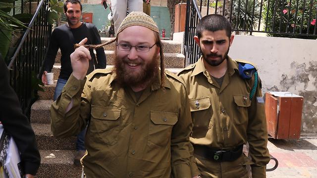 Elad Yaakov Sela will remain in jail until the end of his trial. (Photo: Motti Kimchi) (Photo: Motti Kimchi)