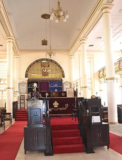 """בית הכנסת """"מגן אבות"""" (איילת מאמו שי)"""