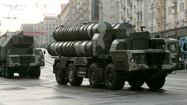 The S-300 (Photo: Reuters)