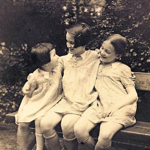 Miriam and her sisters Esther and Hannah