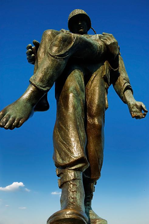 משוחרר. פסל השחרור בניו ג'רזי (צילום: shutterstock)