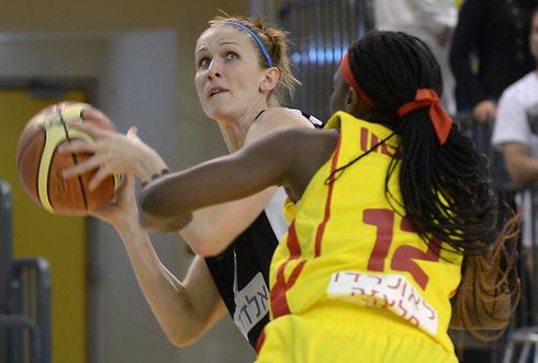 """""""העיר רמלה מזוהה יותר מכל עם קבוצת כדורסל הנשים שלה"""". לויצקי (צילום: אבי רוקח) (צילום: אבי רוקח)"""