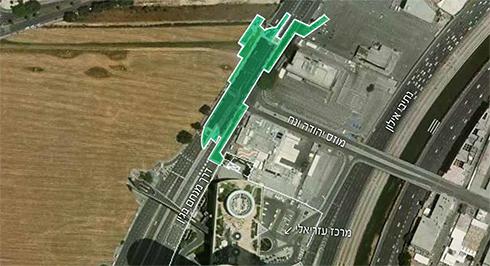 תחנה ברחוב שאול המלך, גם ליד בסיס הקריה צפויות עבודות ()