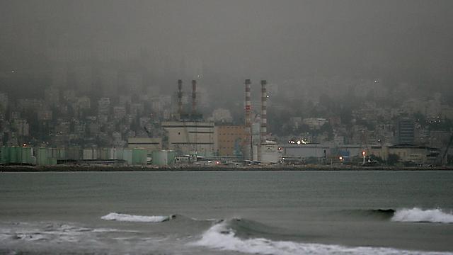 מפרץ חיפה. כאן יוקם עוד נמל? (צילום: שי וקנין) (צילום: שי וקנין)