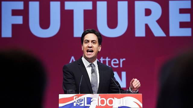 Labour leader Ed Miliband. Lost the Jewish vote (Photo: EPA)