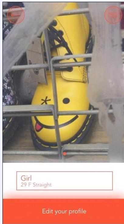 קיבלה מלא פניות. הנעל של עדי מככבת בטרינדר (קרדיט: צילום מסך) (קרדיט: צילום מסך)