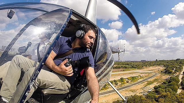 האחראי לכל התמונות - הצלם ישראל ברדוגו (צילום: www.israelonair.com )