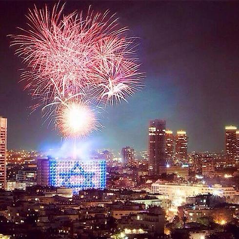 חגיגות העצמאות בתל אביב  (צילום: עיירית תל אביב) (צילום: עיירית תל אביב)