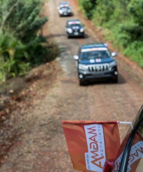 ארבעים ושמונה השעות האחרונות במסע מאגמה צ'אלנג' הן בעיני הדובדבן שבקצפת (צילום: איה בן עזרי ) (צילום: איה בן עזרי )