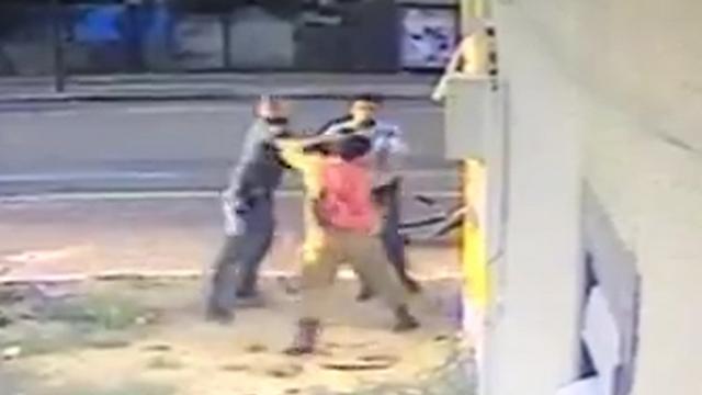 העימות עם השוטר ()