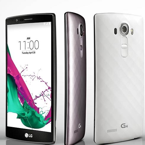 """ה-G4 של LG (צילום: יח""""צ LG) (צילום: יח"""