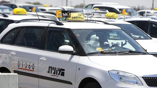 ב-Gett טענו כי הם רק מתווכים בין הנהגים לנוסעים (צילום: ערן לם) (צילום: ערן לם)