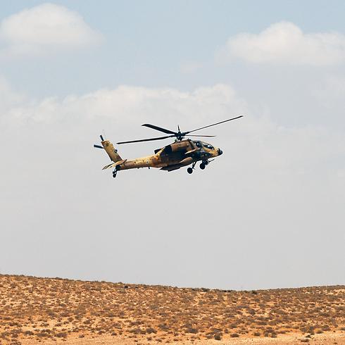 מסוק אפאצ'י. בחיל האוויר נדהמו מהפסילה (צילום: shutterstock) (צילום: shutterstock)