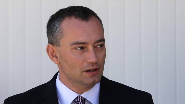 """שליח האו""""ם למזרח התיכון ניקולאי מלדנוב (AFP) (AFP)"""