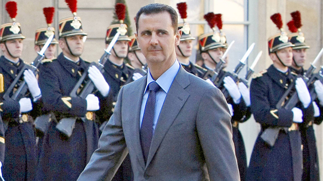 Syrian President Bashar Assad (Photo: AP)