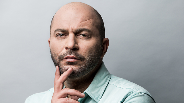 Fauda co-creator Lior Raz thanks BDS for the excellent PR they afforded his show (Photo: Ohad Romano)