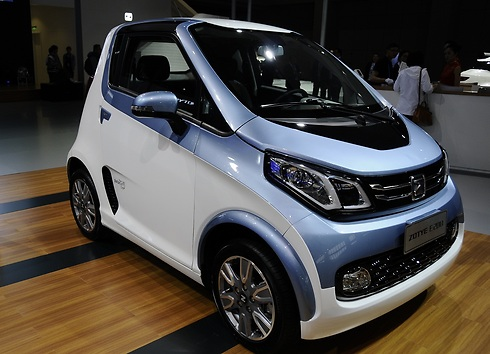 רכב חשמלי סיני. הסבסוד ירד בשיעור חד