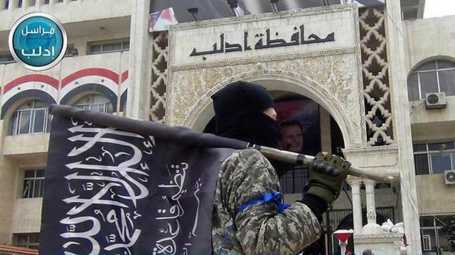 Nusra Front fighter in Idlib (Photo: AP)