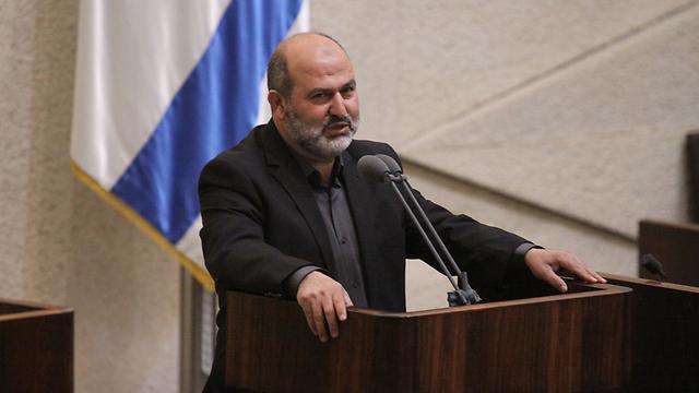 Abd al-Hakim Hajj Yahya (Photo: Knesset)