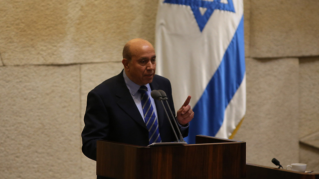 Zouheir Bahloul  (Photo: Knesset)
