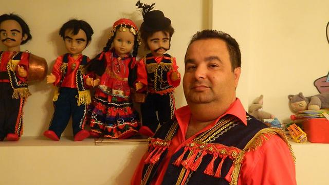 Gypsy King Dorin Cioaba.