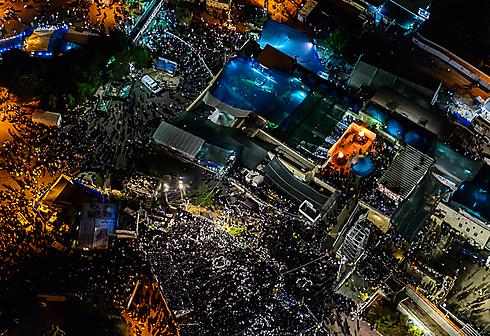 (צילום: ישראל ברדוגו - חברת ישראל באוויר ) (צילום: ישראל ברדוגו - חברת ישראל באוויר )