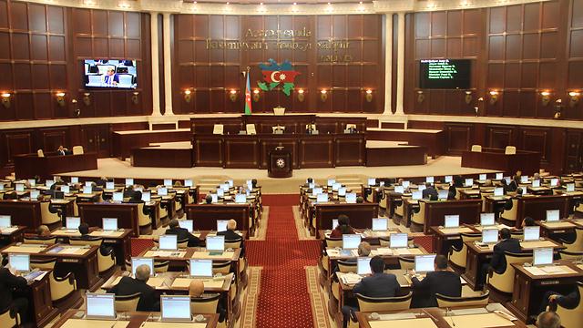 הפרלמנט האזרי - כולל 125 חברים שנבחרים לפי מחוזות (צילום: בילי פרנקל) (צילום: בילי פרנקל)