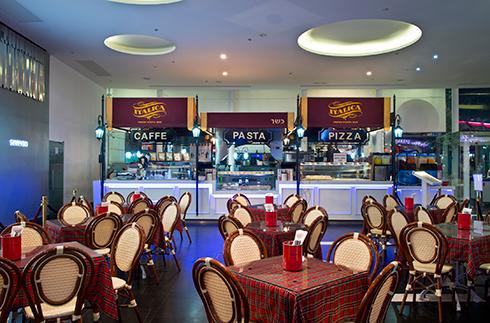 (צילום: באדיבות מסעדת איטליקה) (צילום: באדיבות מסעדת איטליקה)