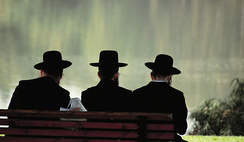 The highest rate of Haredi students is among Chabad Hasidim (Illustration photo: Shutterstock)