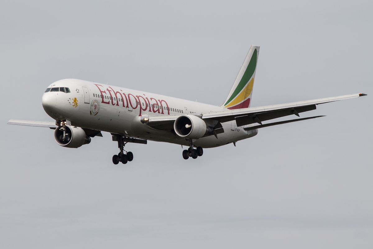 An Ethiopian Airlines fllight. (Photo: Zohar Ezer)
