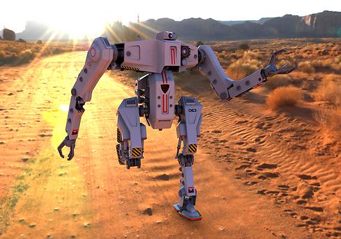 """על הרובוטים הוטלו אחריות לכאורה על """"קריסות בזק"""" (shutterstock)"""