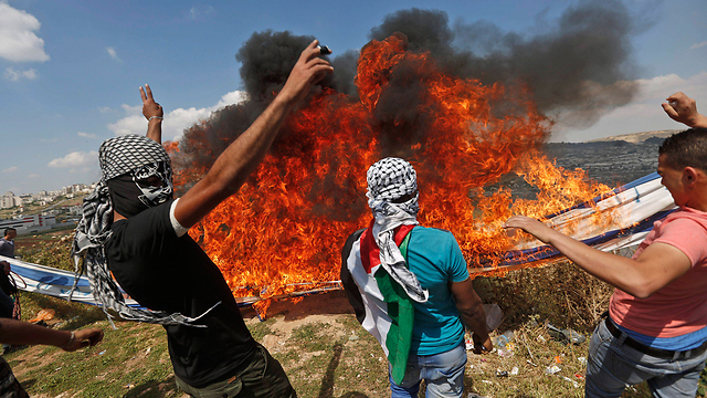 The Arabs use the memory of the Nakba to intensify hatred and vengefulness (Photo: EPA)