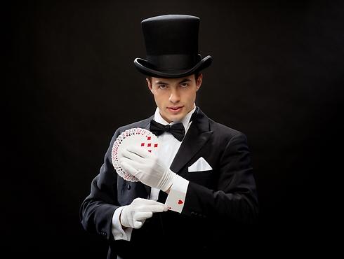 אל תצפו לקוסם (צילום: Shutterstock)