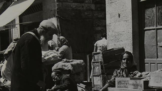 שוק מחנה יהודה (צילום: ז'אק רום) (צילום: ז'אק רום)