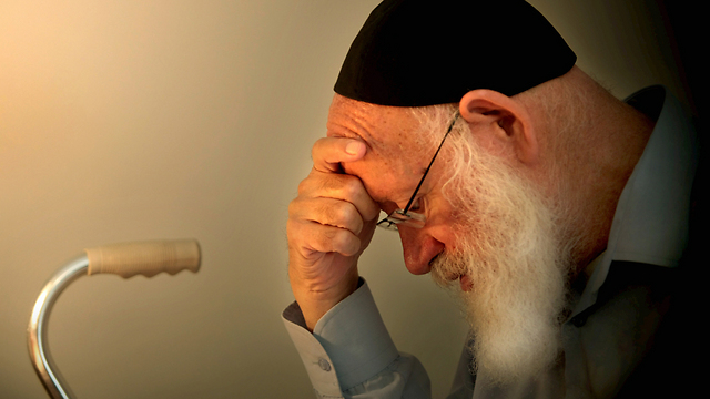 Levinger suffered from health problems in his final years (Photo: Alex Kolomoisky)