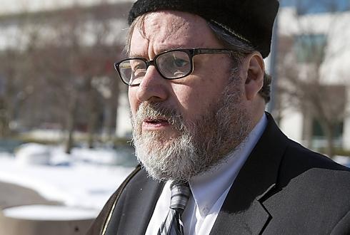 פרסומים על כוונה לערער על חומרת העונש. הרב בארי פרוינדל (צילום: AP)
