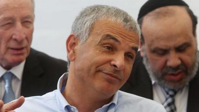 Finance Minister Moshe Kahlon (Photo: Marc Israel Sellem)